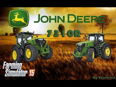 John Deere 7310R  V3