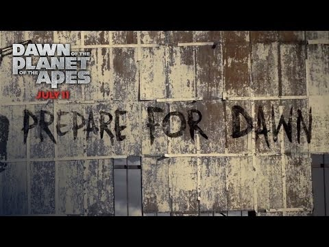 Dawn of the Planet of the Apes (Viral Video 'Prepare for Dawn')