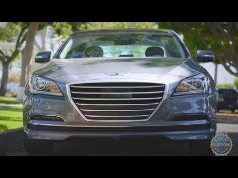 2015 Hyundai Genesis Review – Kelley Blue Book