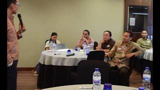 Training for trainers in implementing adult learning process for BPSDM KEMENKUMHAM