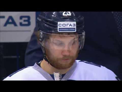 Last seconds of 2016/2017 KHL season (видео)