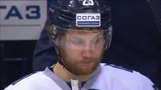 Last seconds of 2016/2017 KHL season
