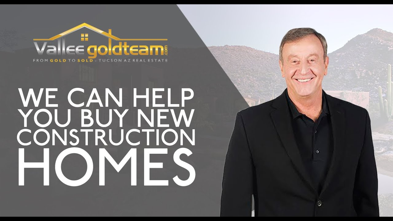 Let Us Represent You When You Buy New Construction