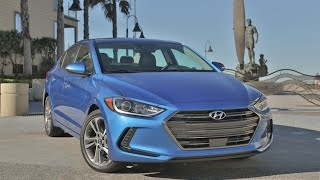 2017 Hyundai Elantra Review – First Drive