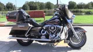 10. Used 2005 Harley Davidson FLHTCU Ultra Classic