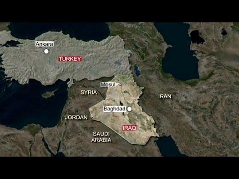 Τουρκική εισβολή στο Ιράκ, καταγγέλει η Βαγδάτη