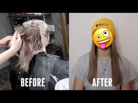Hairdresser - MY MAJOR HAIR TRANSFORMATION!  Mel Joy