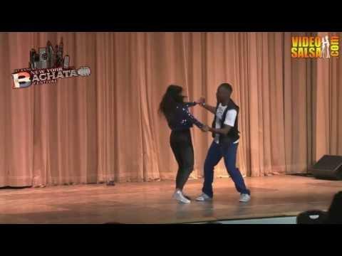 Bachata Hip Hop Fusion Dance – NY Bachata Festival (LFX Dancers)