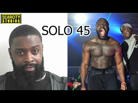 Solo45 (BBK) -Grime Mc Found Guilty of 21 Rapes /Jme Reacts To News  #MusicNews