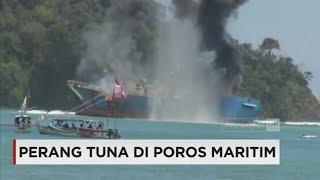 Video Perang Tuna di Poros Maritim , Cara Tes Unik WNI atau WNA MP3, 3GP, MP4, WEBM, AVI, FLV Mei 2018
