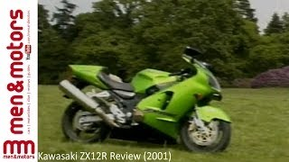 6. Kawasaki ZX12R Review (2001)