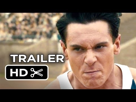 Unbroken Official Olympics Preview Trailer (2014) – Angelina Jolie Directed Movie HD