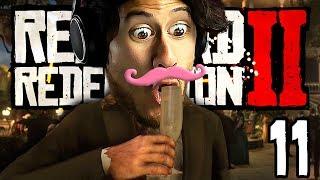 *SLURP* | Red Dead Redemption 2 - Part 11
