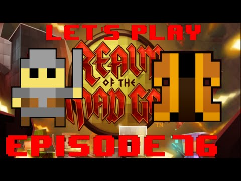RotMG: Let's Play - Episode 76 - ONLY ONE ROBE! (видео)