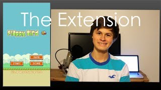 How to make Flappy Bird in Gamesalad (The Extension)