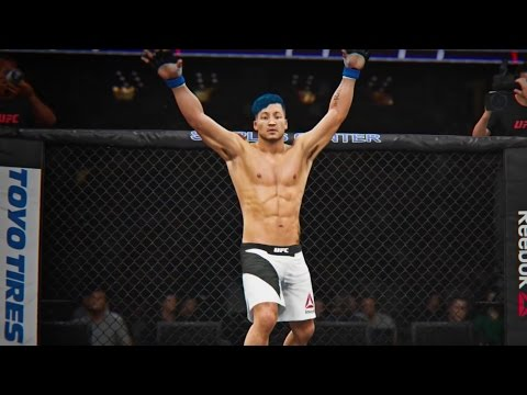 EA Sports UFC 2 Official UFC Ultimate Team Trailer