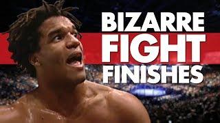 Video Top 10 Most Bizarre Fight Finishes MP3, 3GP, MP4, WEBM, AVI, FLV Februari 2019