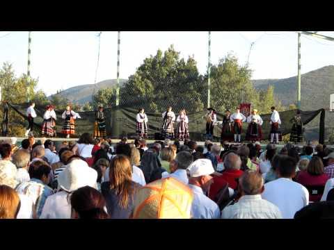 Encuentro de Folcklore en Palazuelos de la Sierra 24 09 11  Triunfo del Tresparral de Villagonzalo Pedernales