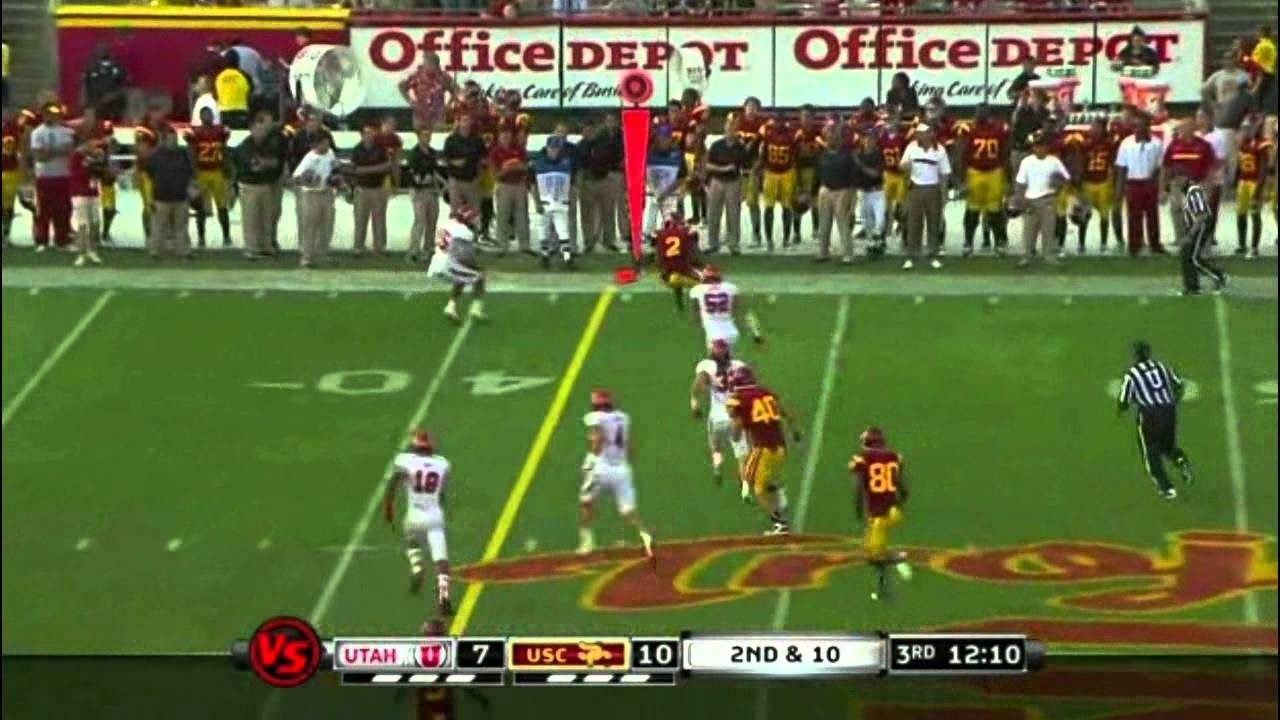 Matt Barkley vs Utah (2011)