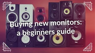 Video Buying New Monitors: A Beginners Guide MP3, 3GP, MP4, WEBM, AVI, FLV Agustus 2018