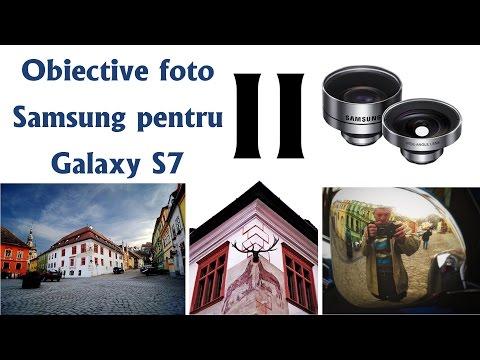 Update: Obiective foto (lentile) Samsung pentru Galaxy S7 + alte opinii
