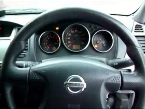 Nissan вингроад 2002 года снимок