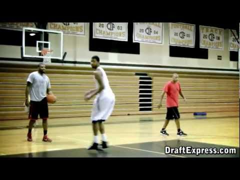 DraftExpress - Markieff Morris Pre-Draft Workout & Interview