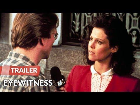 Eyewitness 1981 Trailer HD | William Hurt | Sigourney Weaver