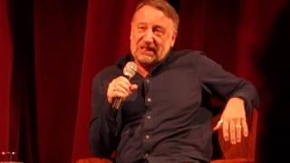 "Peter Hook on ""Morrissey""-Q&A-Substance: Inside New Order-book tour-JCCSF-Feb 4, 2017-Joy Division"