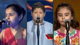 Video افضل 5 مشاركين في اخلى صوت the voice kids ( اذهلو لجنة التحكيم العربية ) MP3, 3GP, MP4, WEBM, AVI, FLV Oktober 2018