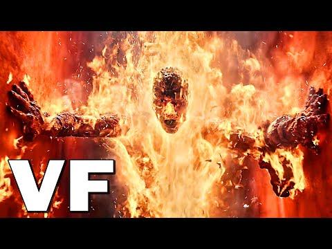 PROJECT POWER Bande Annonce VF (2020) Jamie Foxx, Joseph Gordon Levitt, Action