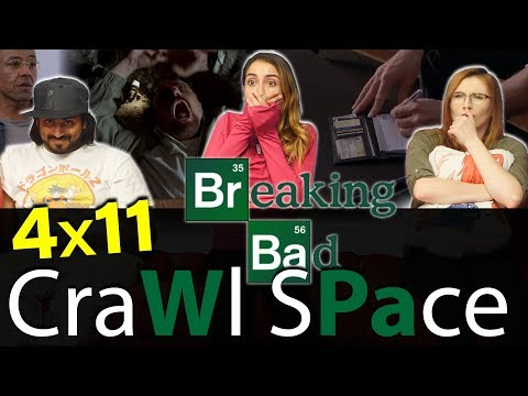 Breaking Bad  - 4x11 Crawl Space - Group Reaction