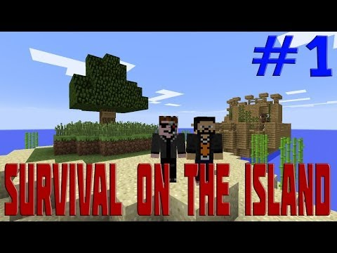 SURVIVAL ON THE ISLAND - Начало (Серия 1)