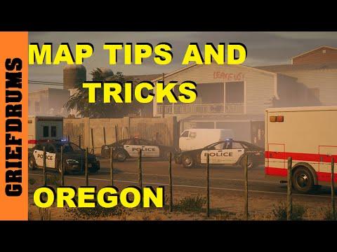 Oregon Advanced Map Tips and tricks - Rainbow Six Siege