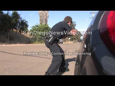 Shot - EL CAJON - August 21, 2011 - An officer is shot right in front of a news camera. The entire event is caught on camera including shots fired, officer rescue, ...