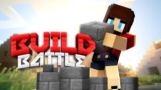 Minecraft Build Battle 'MAGIC HAT'