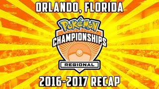 Pokemon Regional Championship Recap Vlog! | Orlando Florida 2016-2017 by The Pokémon Evolutionaries