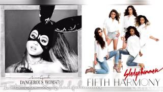 Into You X Sledgehammer | Ariana Grande & Fifth Harmony Mashup!