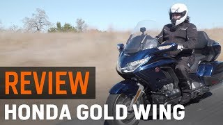 3. Honda Gold Wing Tour Review at RevZilla.com