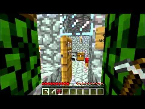 Minecraft Oynuyorum Gibi - Düşüyoooor!.. (Kısmen Sizin Haritalarınız #1) - Bölüm 5