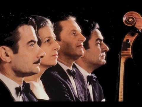 Quartetto Italiano (1970): Brahms String Quartet op. 67 in B flat major