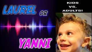 Video Does Age Matter? Yanny and Laurel Science Experiment! 2 Year Old Vs. Adults MP3, 3GP, MP4, WEBM, AVI, FLV Mei 2018