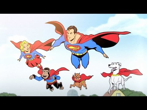 Superman 75th Anniversary Animated Short