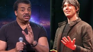 Neil deGrasse Tyson & Brian Cox embarrass silly questioners