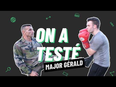 ON A TESTÉ : VA+ TESTE LE MAJOR GÉRALD