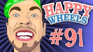 HAPPY ST. PATRICK'S DAY | Happy Wheels - Part 91