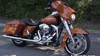 10. 2014 Harley Davidson FLHX Street Glide review