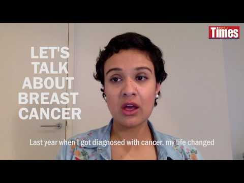 (Let's talk about breast cancer - Duration: 3 minutes, 7 seconds.)