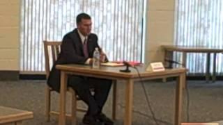 Tim Haist: Full interview for BRPS superintendent
