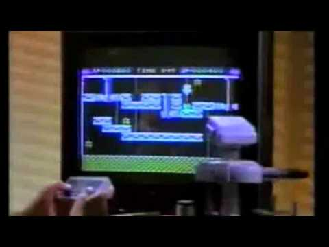 Scary Old School Nintendo Commercial